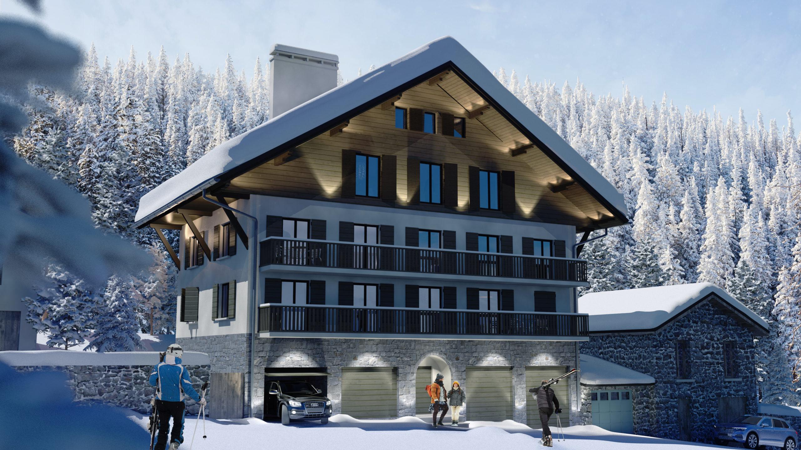 Le Lodge : Lancement Commercial