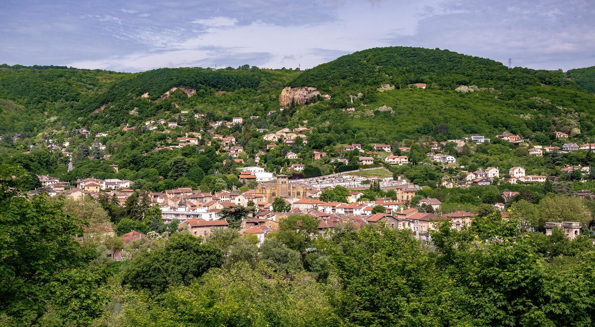 Aménagement Foncier - Lotissement Flora - Couzon au Mont d'Or - Rhône (69) 2