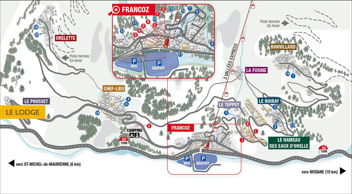 Programme Neuf - Le Lodge - Orelle - 3 Vallées - Savoie (73) 2