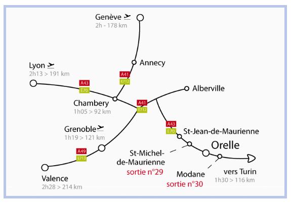 Programme Neuf - Le Lodge - Orelle - 3 Vallées - Savoie (73) 1