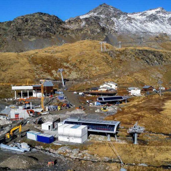 Orelle (Savoie) : Un chantier hors-norme sur 2 300 m de dénivelé
