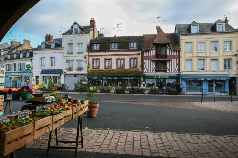 Réhabilitation - Le Relais - Touques - Calvados (14) 5